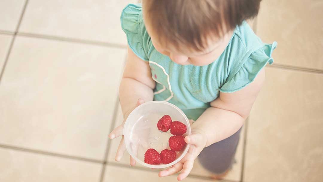 How can I deal with my child's reluctance to eat?
