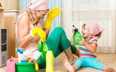 Как да накарам детето си да подрежда стаята си?